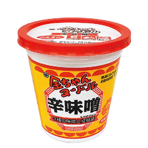 「金ちゃんヌードル」に味噌味が登場