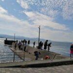 鹿島子ども釣り体験活動