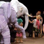 人形劇団 プ―ク 「オッペルと象」