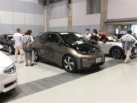 【開催中止】第13回 BMW、MINI特別大商談会
