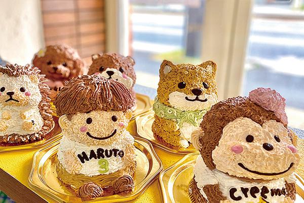 立体ケーキ専門店 Tipitinats Cakes